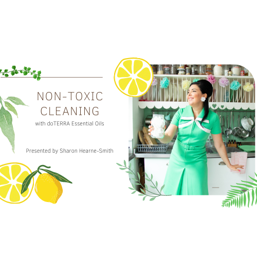 Green Cleaning Class